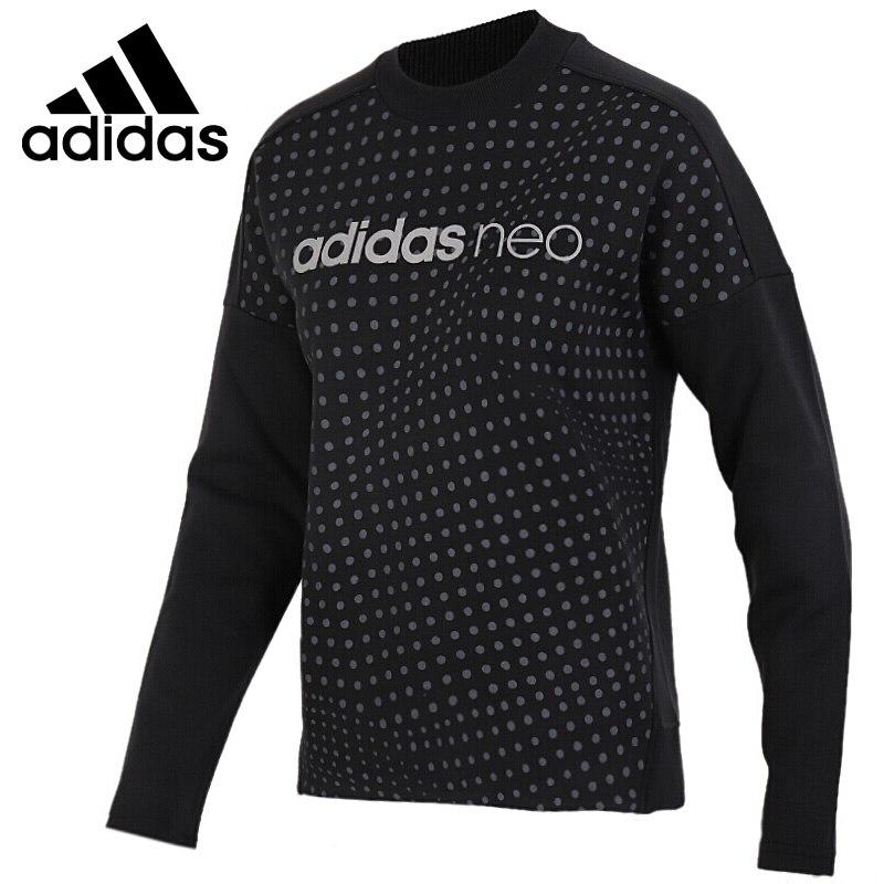 Original New Arrival 2018 Adidas NEO Label W CS Sweat Women's Pullover Jerseys Sportswear все цены