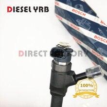 Новый подлинный инжектор common rail 0445110249 для BT-50 WE01-13-H50A, WE0113H50A