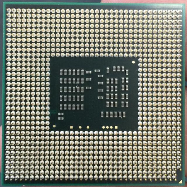 Intel  Core  i3-390M Processor i3 390M Dual-Core  Laptop CPU PGA988 cpu 1