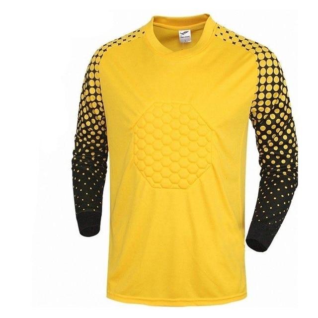 Soccer shirts goalkeeper jerseys
