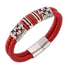 Мужские и женские ювелирные изделия красный цвет многослойный