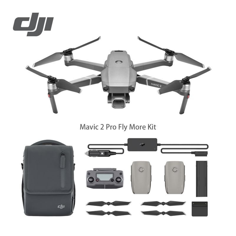 aaf3f9c52e9 DJI Mavic 2 Pro / Mavic 2 Zoon Drone Original DJI Brand New Camera Drone