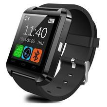 U8 Bluetooth V3.0 Inalámbrico Digital Del Deporte Del Reloj Inteligente en la Muñeca para Las Mujeres/Hombre de Alta Calidad de Las Ventas Calientes