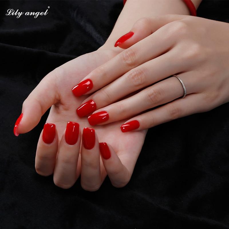 Lelie engel 90 kleuren 15 ml gel polish lak manicure nail art - Nagel kunst - Foto 4