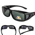 Google windbreak mais flexível moda esporte óculos de sol dos homens polaroid lente polarizada condução óculos de sol óculos ópticos