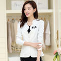 Autumn Women Coats Jackets Candy Color Jacket Long Sleeve Slim Suit One Button Women Jacket Plus Size L-5XL Coats