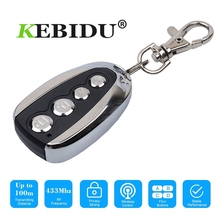 Duplicator Remote-Control Cloning Universal Kebidu 4 Gate-Keys 4-Button Electric Auto-Copy
