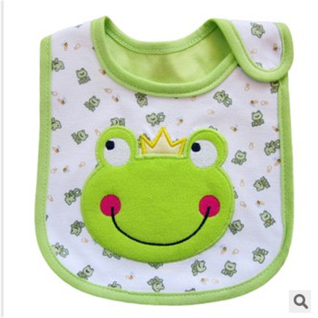 1PCS Newborn Baby Bibs Waterproof  Bib Bandana Baberos Bibs For Kids  Girls Boys Bib Baby Clothing 3