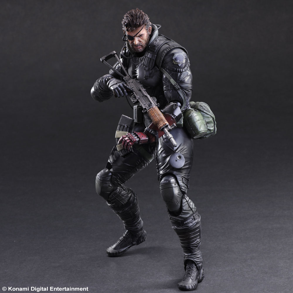 1/7 scale figure doll Metal Gear Solid SNAKE 10 action figure doll Collectible Figure Plastic Model Toys rmdmyc metal gear solid v action figure toys 16cm mgs snake figma model collectible doll mgs figma figure kids brithdays gifts