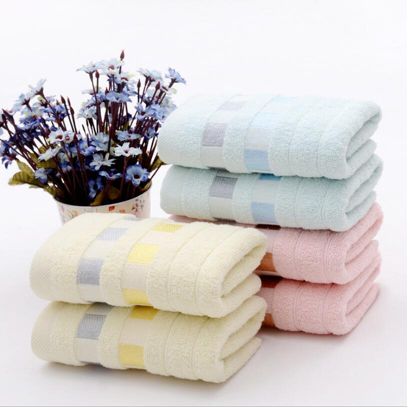 Aliexpress.com : Buy New simple plain 100% cotton square ...