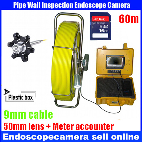 Bestwill 60M 50mm DVR drain pipe sewer pipeline inspection camera uderwater video inspection with meter counter 30 ledsBestwill 60M 50mm DVR drain pipe sewer pipeline inspection camera uderwater video inspection with meter counter 30 leds