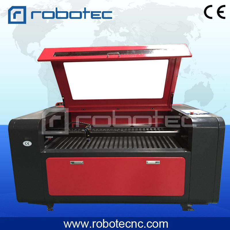 Robotec Laser 80W 100W 130W 150W Acrylic Plastic Wood PVC board 1390 co2 laser cutting machine for sale alibaba china supplier 2015 acrylic leather paper cloth 40w 50w 60w 80w 100w 120w 150w cnc 3d wood laser cutting