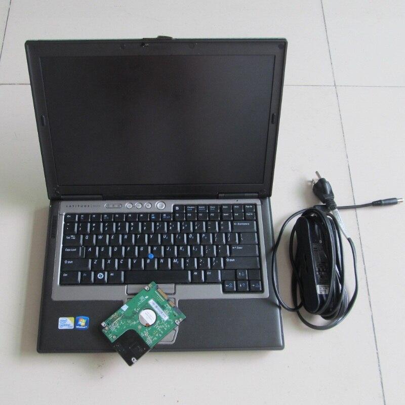 Pronto para trabalho software de reparação automóvel alldata 2015 e Mithcell V10.53 Todos Os dados em Software Demanda 1 tb hdd + d630 laptop (4g)