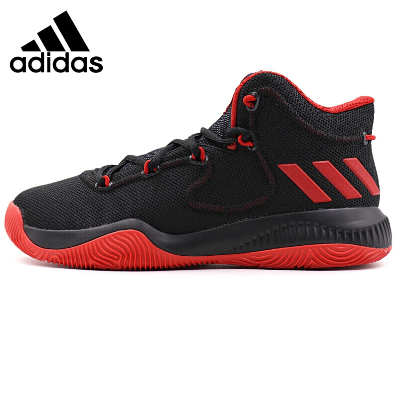 Original New Arrival Adidas Crazy Explosive TD Men's Basketball Shoes Sneakers printed embroidered zip up bomber jacket