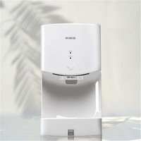 AK2630T K Newest Bathroom Automatic Hand Dryer Hotel Automatic Sensor Jet Hand Dryers Household Hand Drying