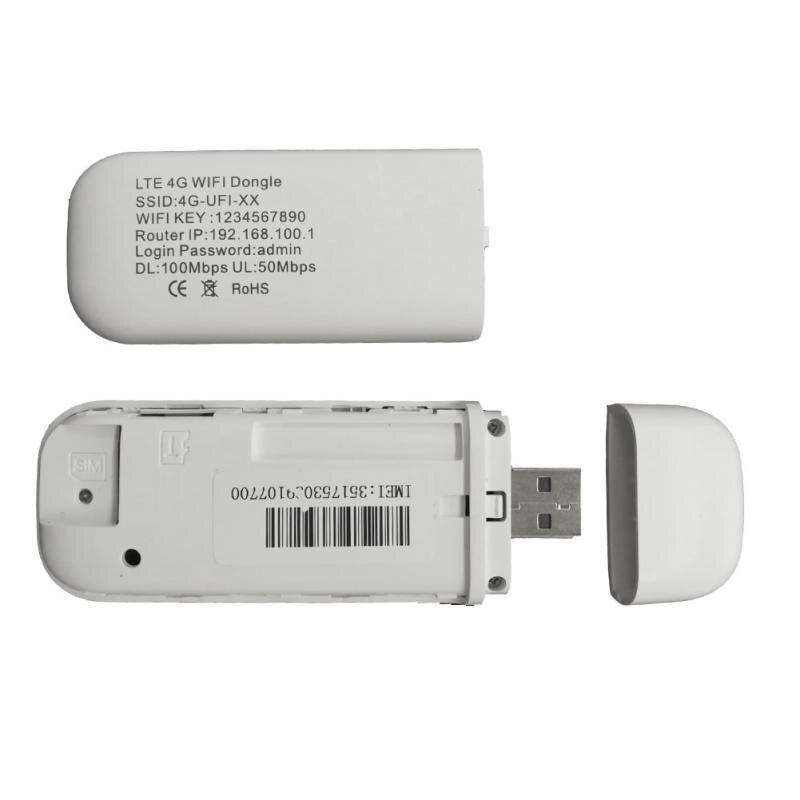 Wireless Network Card 150Mbps 4G LTE USB Modem Standard