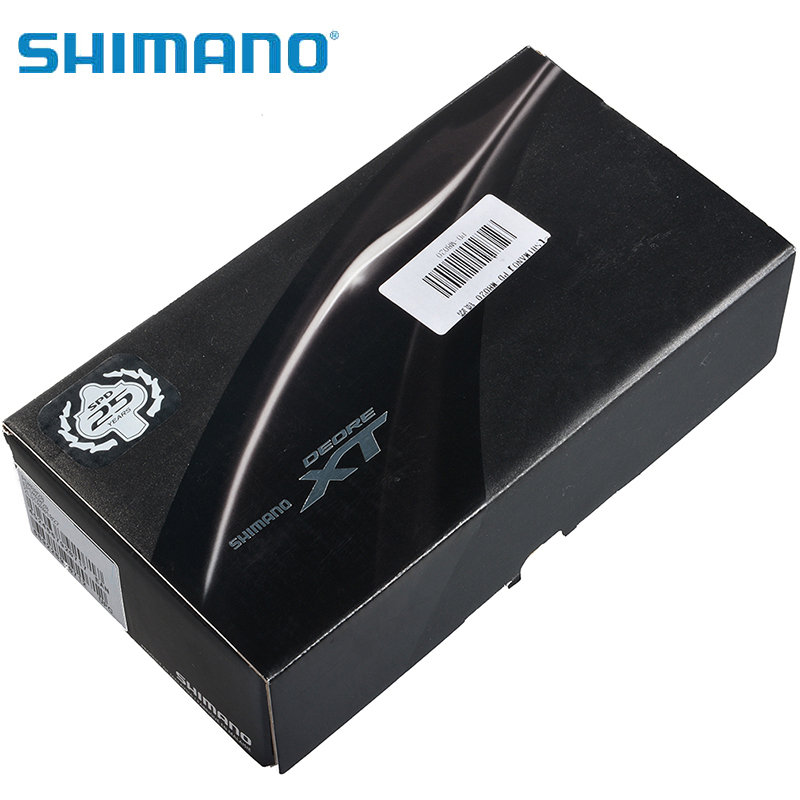 SHIMANO DEORE <font><b>XT</b></font> PD-M8000 pedals self-locking <font><b>M8020</b></font> MTB bike pedals bicycle pedals with SELF-Locking mountain bicycle pedal image