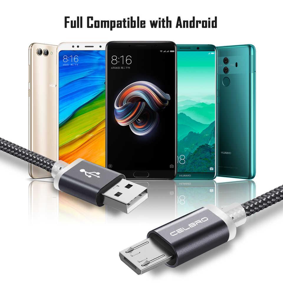 10mm bardzo długi Micro kabel do ładowania usb ładowarka do smartfona z androidem przewód dla Xiaomi Redmi 5 Plus uwaga 4X LG G4 Q7 Doogee X20 X10 X30 S60