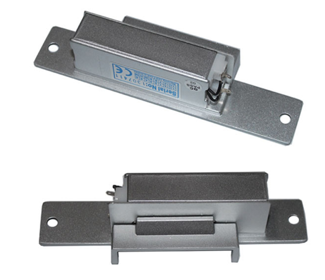 Good quality fail safe NC-type (power to lock) 12V for access control (Narrow Mouth) standard-type electric strike series lock