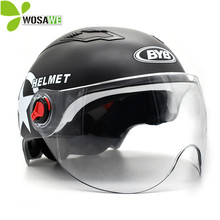 Plastic Shell Cycling Helmet Transparent Windproof Sun Block Visor Mask Outdoor Sports Scooter Snowboard Bike Bicycle Helmets outdoor protective transparent plastic mask with elastic strap