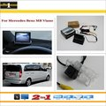 """Auto Rear View Camera Back Up + 4.3"""" LCD Monitor = 2 in 1 Parking Assistance System - For Mercedes Benz V Class / Viano"""