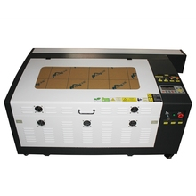 Free shipping, 6090 CNC cutting machine, 100w laser engraving  220/110V machine