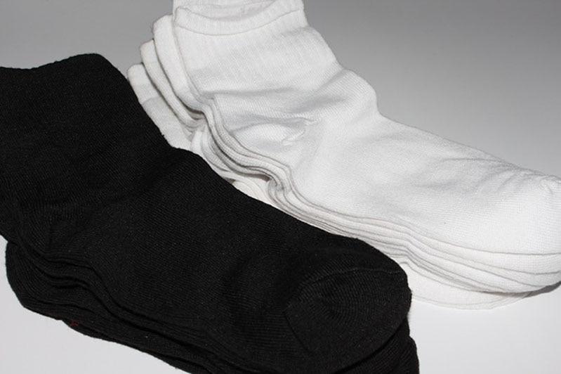 Mens Crew Socks Cotton