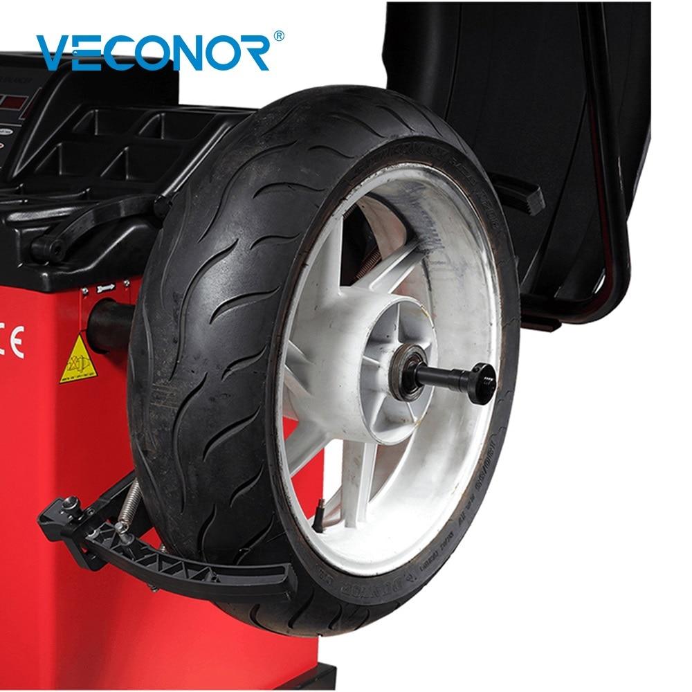10 millimetri 16 millimetri Foro di Installazione Multichoices Wheel Balancer Adattatore Per Ruota di Bilanciamento Della Macchina Moto Pneumatico della gomma Uso