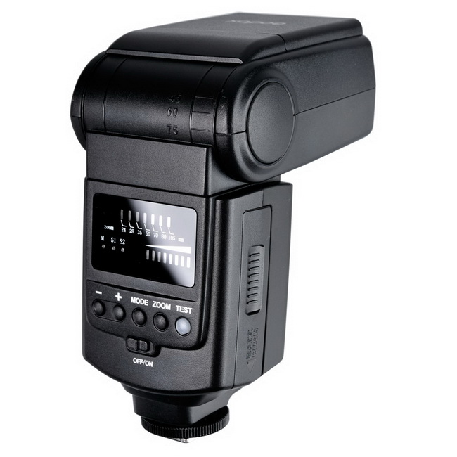 Godox TT660 Universal Hot Shoe Flash Speedlite Manual Zoom GN58 for Canon for Nikon for Pentax for Panasonic DSLR Camera