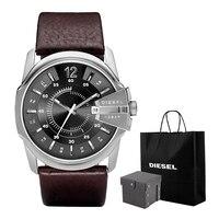 Diesel wrist watch men's watch fashion and leisure original product quartz watch DZ1206