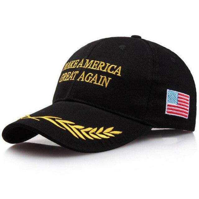Make America Great Again Cap Donald Trump Hat Casual Adjustable Baseball  Caps Political Patriot Snapback Hats Casquette Gorras 47db673f0c7