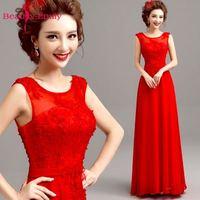 Beauty Emily In Stock Cheap Red Long Evening Dresses 2017 Em Stock Vestidos Baratos