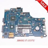 NOKOTION CN 00P55V 00P55V 0P55V VAW01 LA 9101P Main board For Dell Inspiron 3521 5521 Laptop Motherboard SR0XG I7 3537U HD8730M