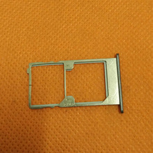 Used Original Sim Card Holder Tray Card Slot for Elephone M2