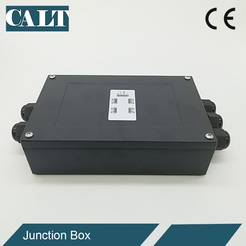 CALT Multi-Joint <font><b>3</b></font> 4 6 8 10 möglichkeiten in 1 Metall wasserdichte gewicht skala wägezelle <font><b>junction</b></font> <font><b>box</b></font> summator image
