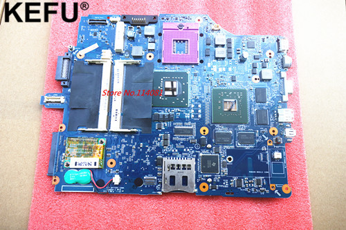 Original new fit For sony MBX-165 MS92 / MS91 UpgradeD Graphics G86-771-A2 VGN-FZ serier Mainboard,High Quality! цена и фото