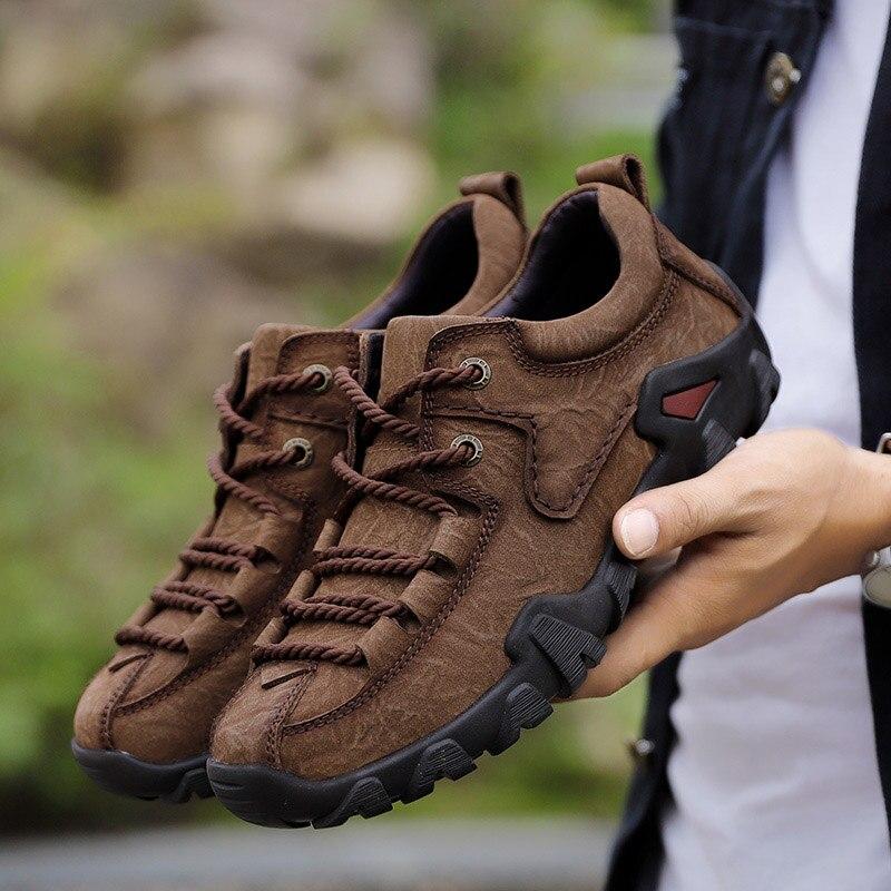 Black Alta Masculinos Mocassim 2018 De Genuíno Da Flats Casuais khaki brown Condução Couro Marca Luxo Qualidade Dos Sapatos Mocassins Inverno Homens aXpwU