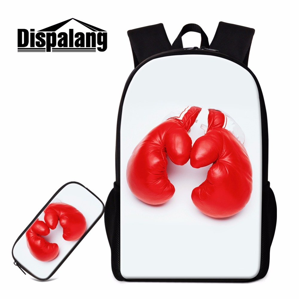 Dispalang peculiar <font><b>16</b></font> inch Backpack for student Book bags with pencil pouch of suit <font><b>Teens</b></font> Boys <font><b>girls</b></font> School cool Trendy patterns image