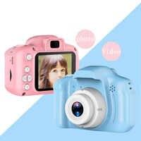 """HD Bambini Mini Macchina Fotografica Digital Video Videocamera Portatile con 2.0 """"LCD Screen Per Bambini Regali Fotografica 1080P Proiezione Video è venuto"""