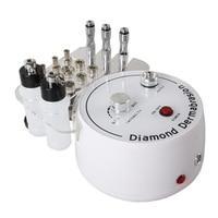 Professional Diamond Microdermabrasion Dermabrasion Machine Vacuum Spray Skin Exfoliation Removal Wrinkle Facial Peeling Device