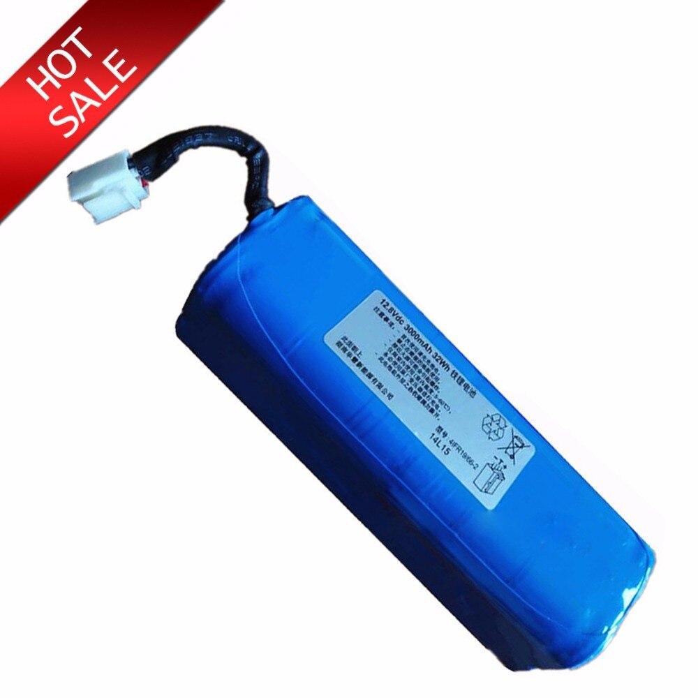 Haute qualité batterie de remplacement Rechargeable 12.8 V 3000 mAh robot aspirateur pièces accessoires pour Philips FC8710 FC8705