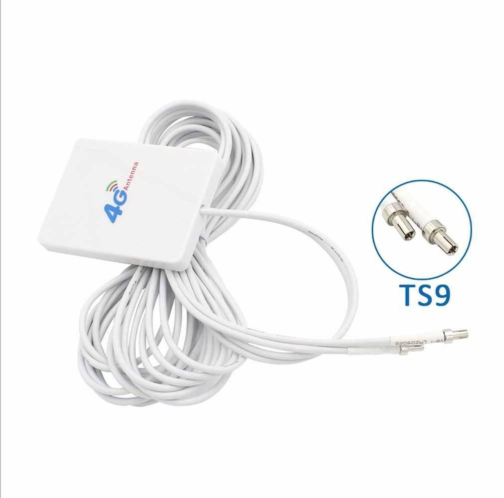 3m כבל 3g 4g LTE Antenne רווח גבוה עבור Huawei LTE מודם נתב Aerea קון TS9 Connettore עמיד למים קלטת עם כפולה RG174