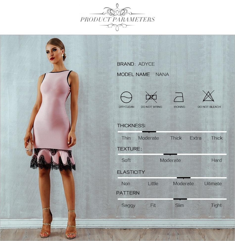 Celebrity Vestido Dress Limo 2