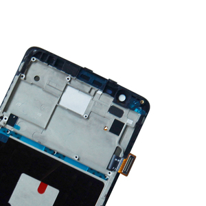 Image 3 - 5.5 بوصة AMOLED عرض ل Oneplus 3t A3010 Oneplus 3 A3000 A3003 LCD محول الأرقام بشاشة تعمل بلمس الشاشة إصلاح أجزاء مع الإطار