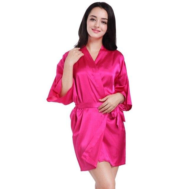 82a2177293f89f R$ 33.04 22% de desconto|Sleepwear Pijamas Negligee Babydoll Roupa de  Dormir Camisola Do Casamento Da Dama de honra Da Noiva Robe Roupão Camisola  ...