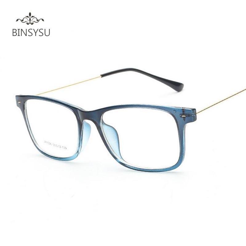 Prescription Myopie spectacle Ultraléger lunettes cadres pour femmes hommes  optique lunettes En Acier Inoxydable cadre Lunettes oculos 07c5c4c9ee98