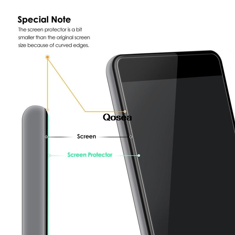 ulefone s8 pro pellicola  Qosea Per Ulefone S8 Pro Vetro Temperato 9 H Ultra Clear Pellicola ...