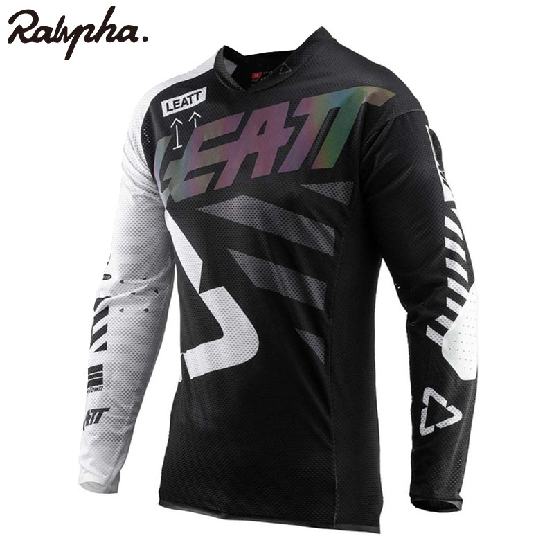 BMX Downhill Jersey Bike Motorcycle-Enduro-Jersey Bicycle Motocross-Collection Off-Shirt