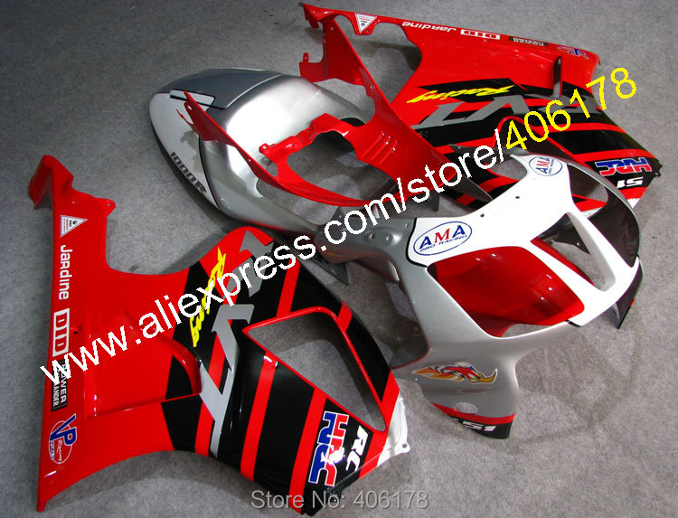 Hot Sales,For Honda VTR1000 RC51 VTR 1000 RC51 2000 2001 2002 2003 2004 2005 2006 00 01 02 03 04 05 06 HRC RVT1000RR Fairing hot sales for honda vtr1000f 97 05 1997 1999 2000 2001 2002 2003 2004 2005 vtr1000 f vtr 1000 f 1000f full red fairings