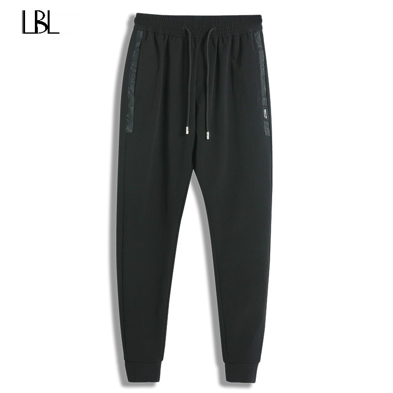Autumn Casual Pants Men 2018 New Men Pants Men Slim Fitness Male Breathable Joggers Trousers Pants Harem Men Casual SweatPants